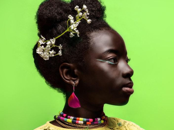 Hair & Makeup Artist: Katie Ballard