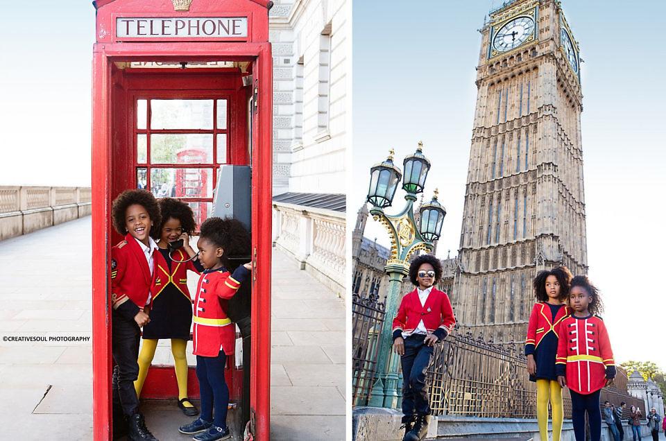 World Tour: London