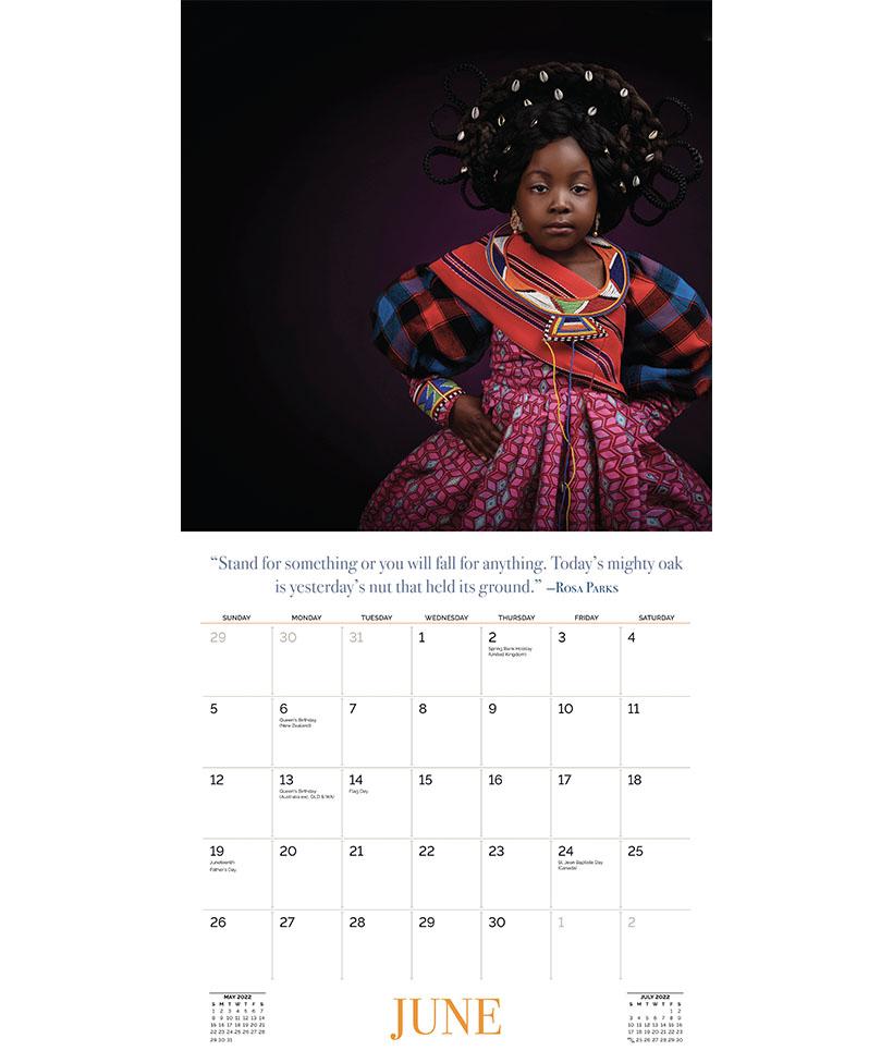 Heirs Calendar